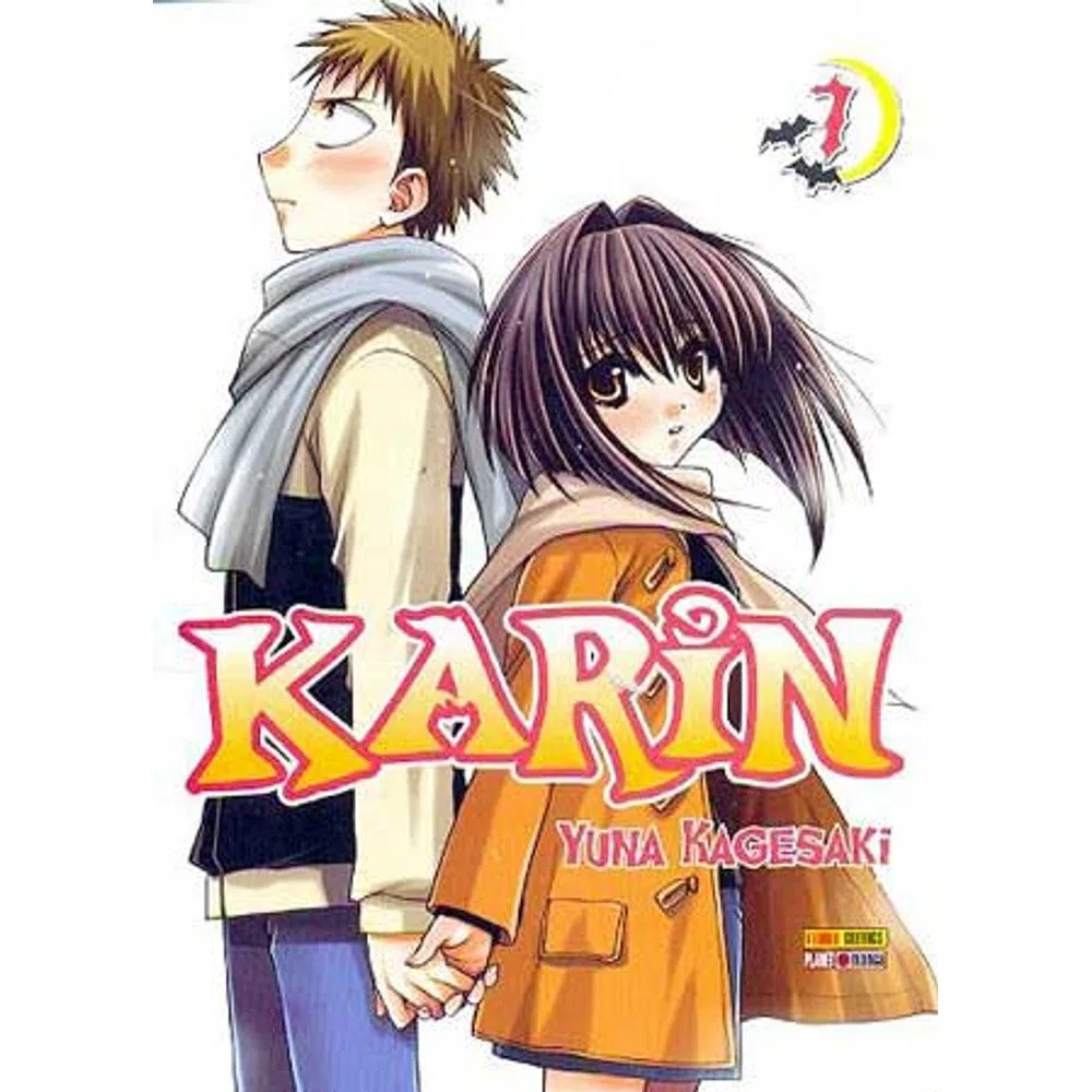Karin - Volume 07 - Usado