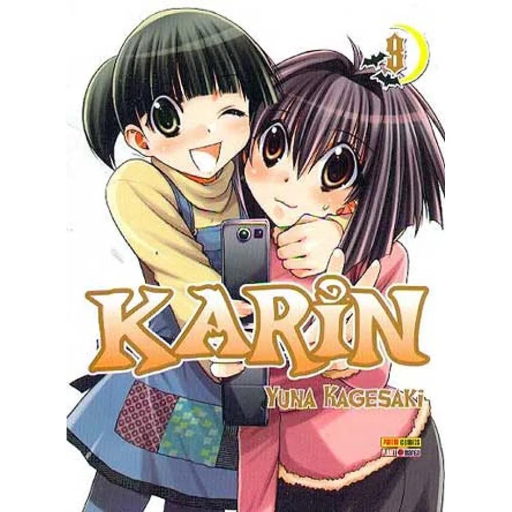 Karin - Volume 08 - Usado
