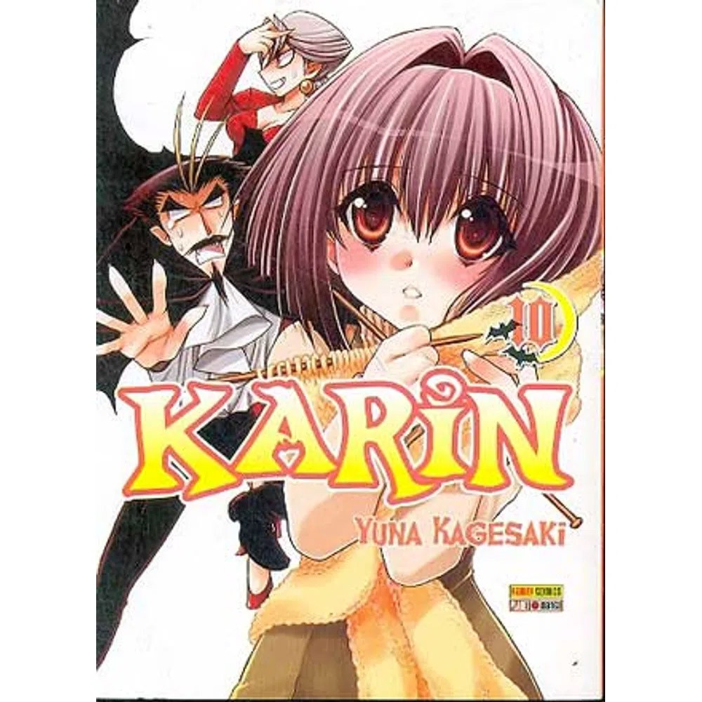 Karin - Volume 10 - Usado