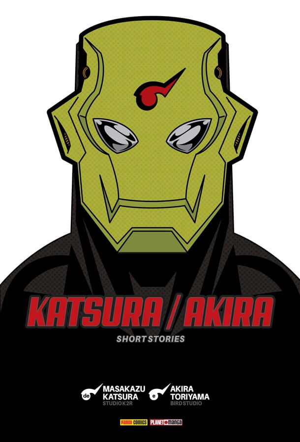 Katsura / Akira - Volume Único - Usado