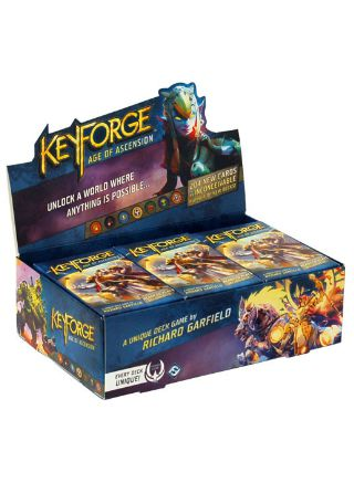 KeyForge: Era da Ascensão (Deck Display)