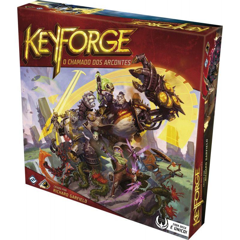 Keyforge: O Chamado dos Arcontes (Starter Set)