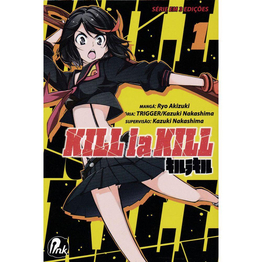Kill la Kill - Volumes Avulsos