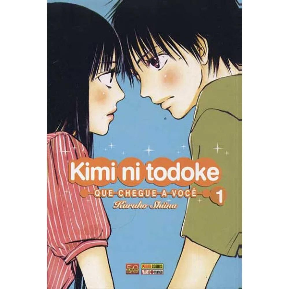 Kimi ni Todoke - Volume 01 - Usado