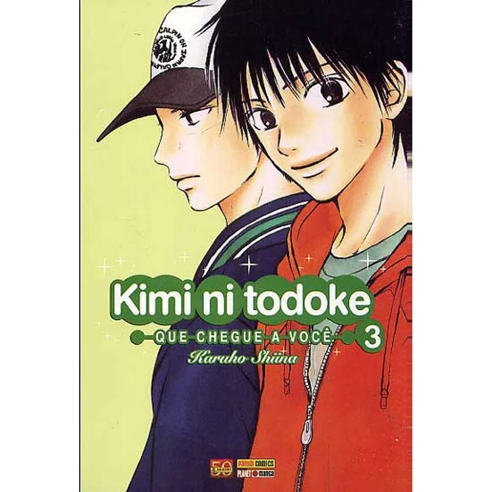 Kimi ni Todoke - Volume 03 - Usado
