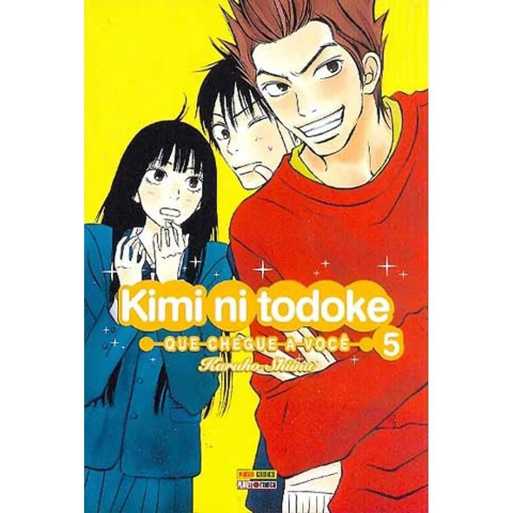 Kimi ni Todoke - Volume 05 - Usado
