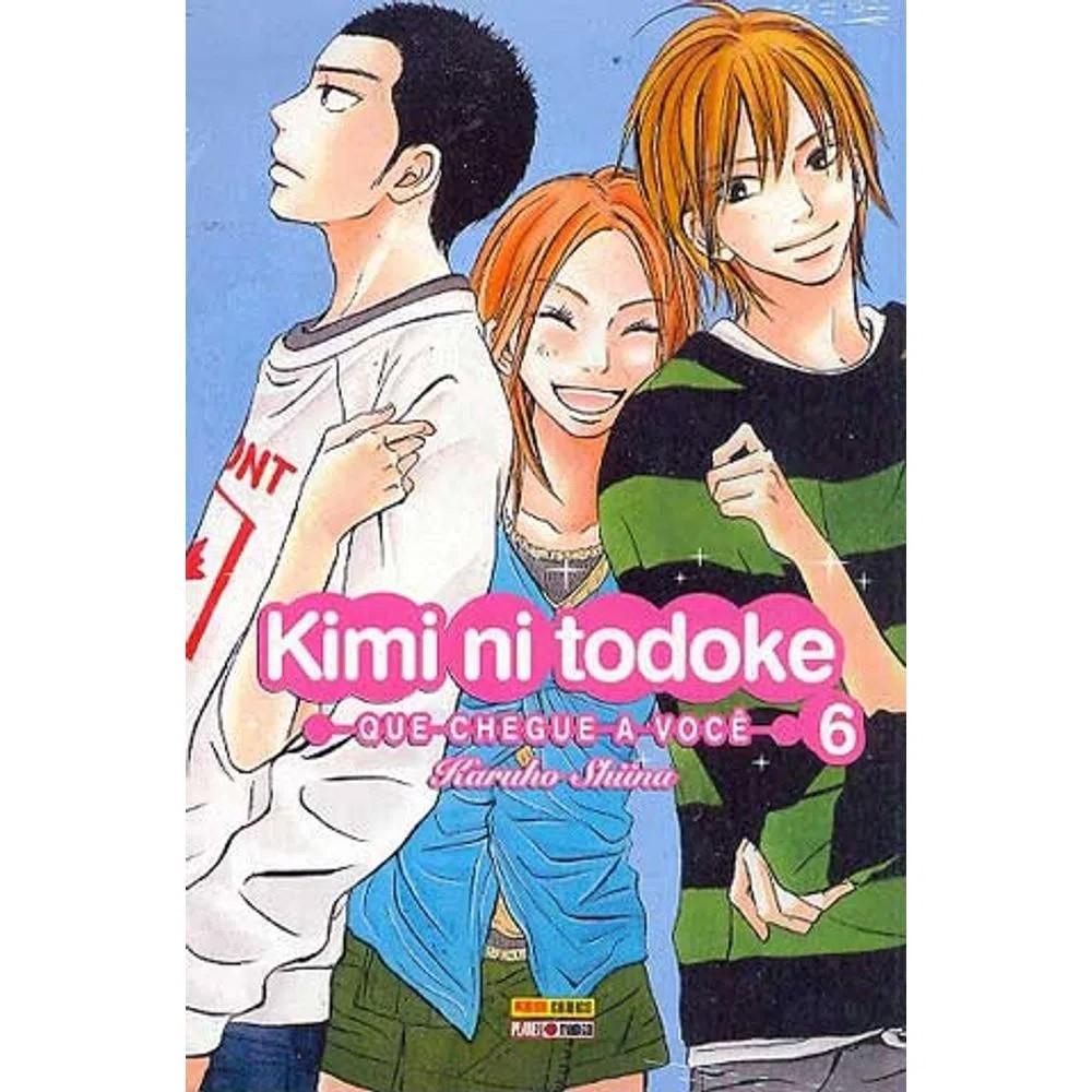 Kimi ni Todoke - Volume 06 - Usado