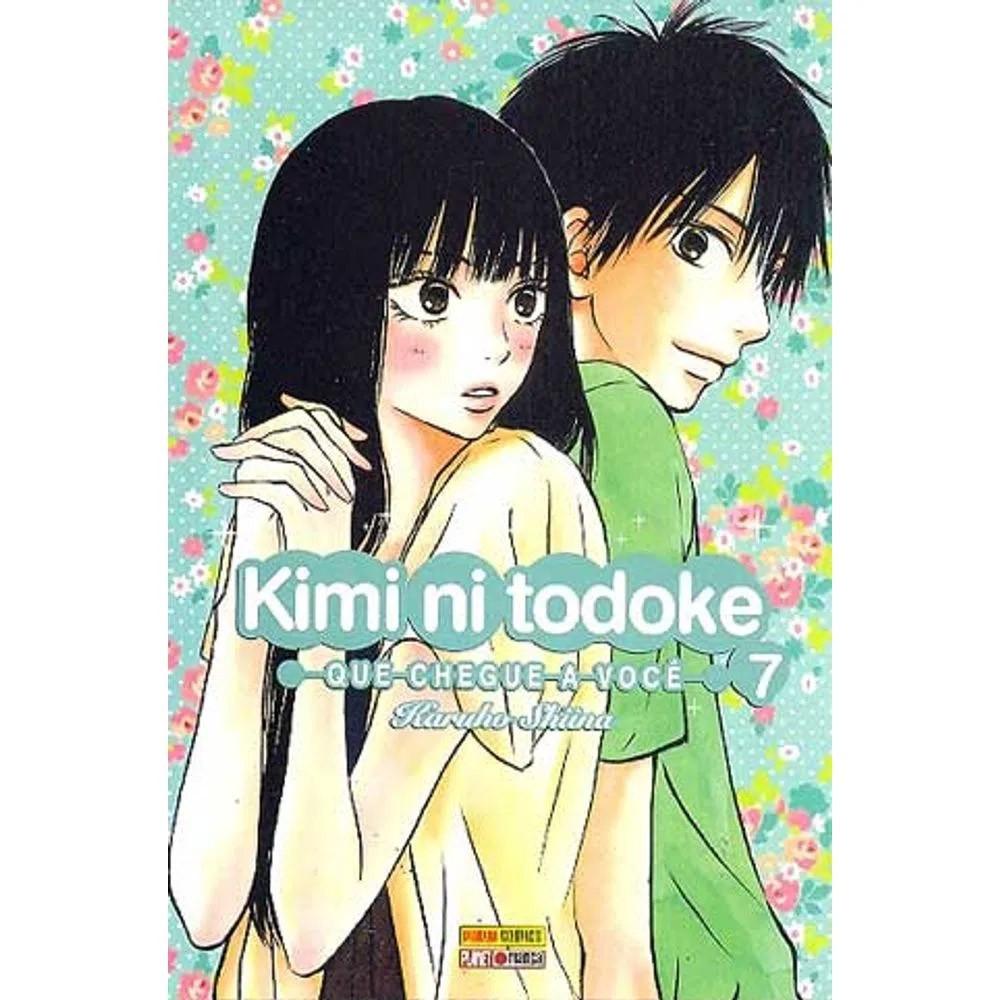 Kimi ni Todoke - Volume 07 - Usado