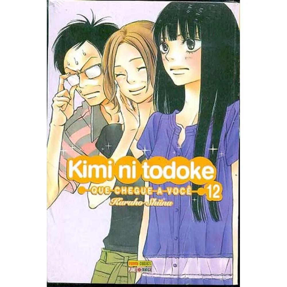 Kimi ni Todoke - Volume 12