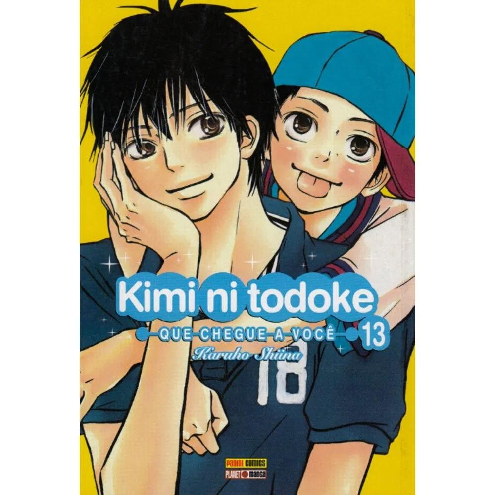 Kimi ni Todoke - Volume 13 - Usado