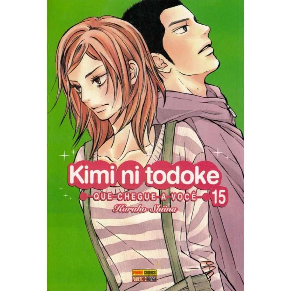 Kimi ni Todoke - Volume 15 - Usado