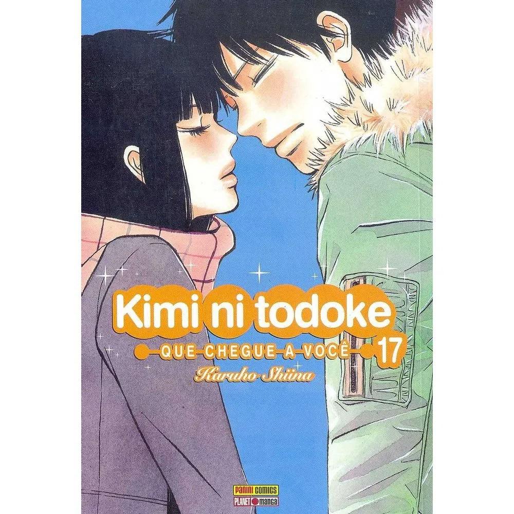 Kimi ni Todoke - Volume 17 - Usado