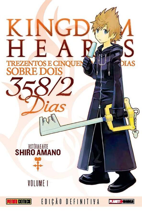 Kingdom Hearts 358/2 Dias - Volume 01