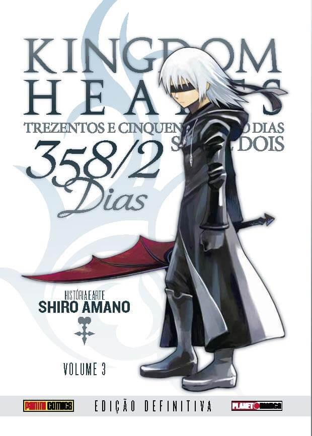 Kingdom Hearts 358/2 Dias - Volume 03