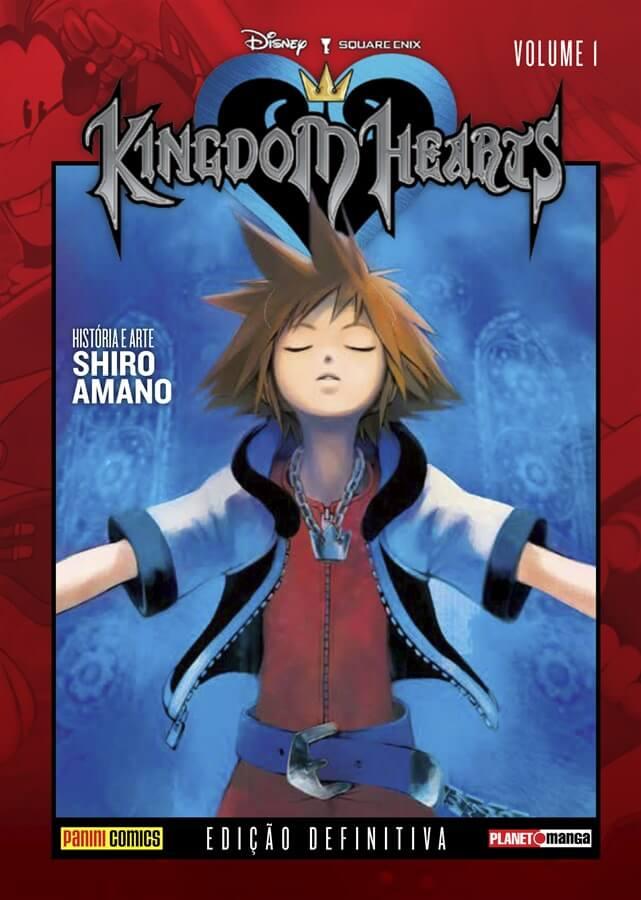 Kingdom Hearts Edição Definitiva - Volume 01
