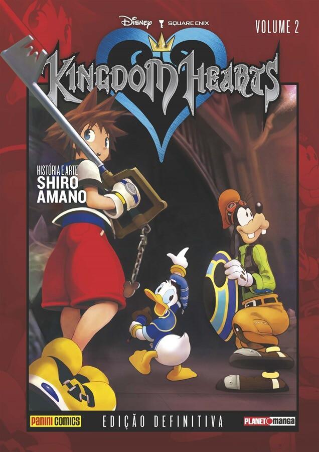 Kingdom Hearts Edição Definitiva - Volume 02