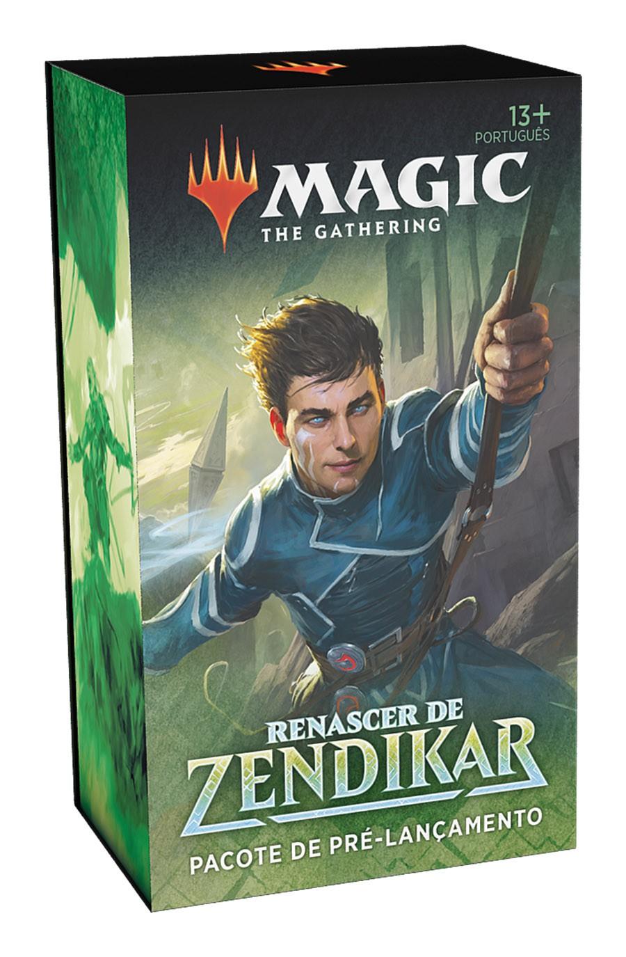 Kit Pre Release - Renascer de Zendikar / Zendikar Rising