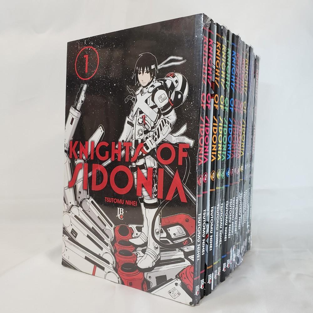 Knights of Sidonia - 1 ao 15 - Coleção Completa - Pack