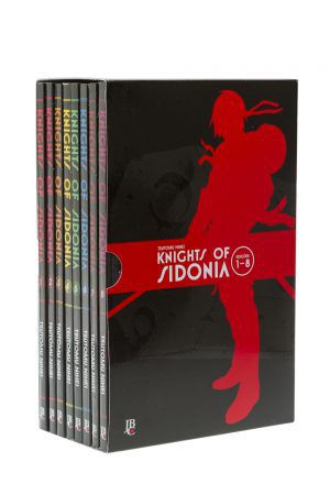 Knights of Sidonia 1 ao 8 - Box