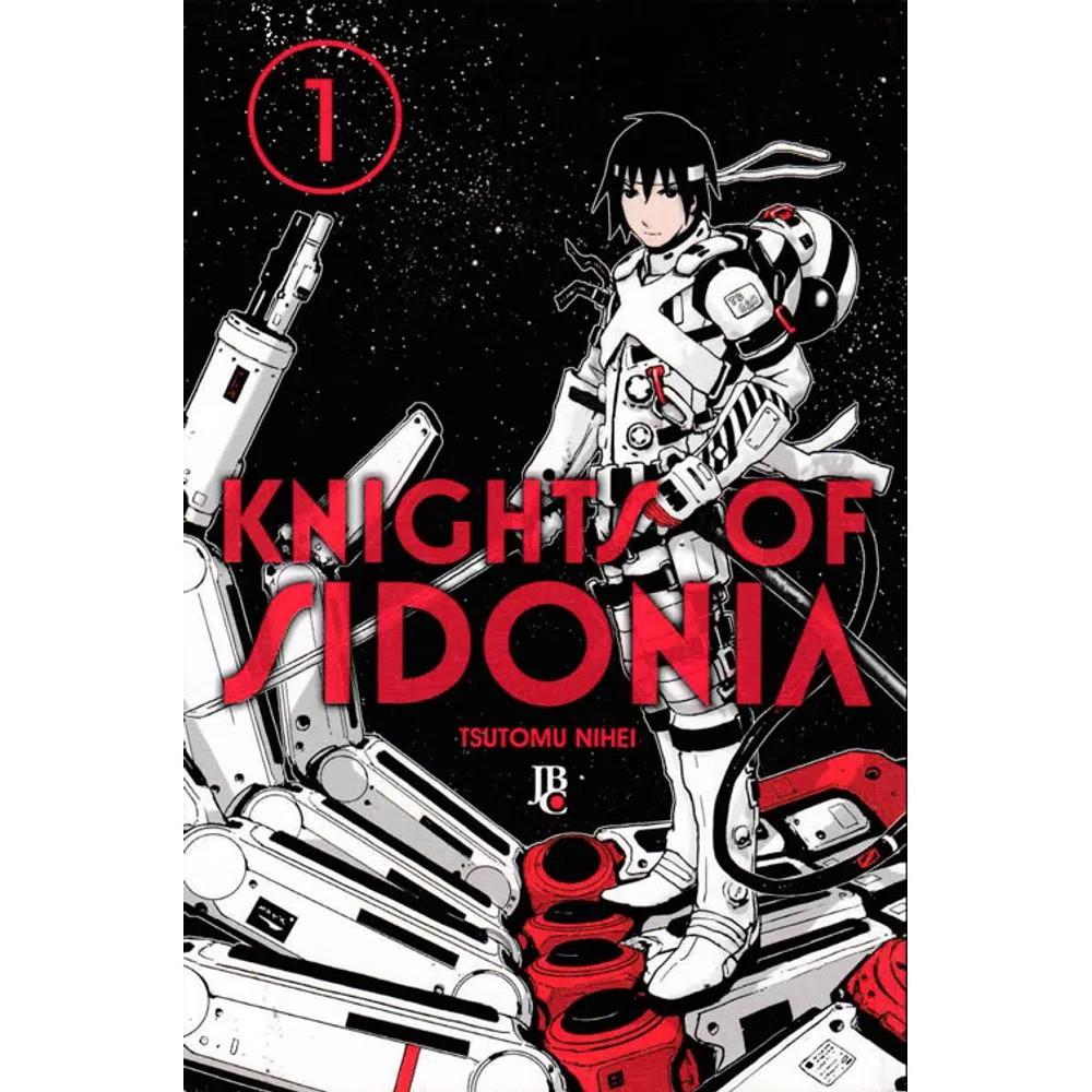Knights of Sidonia - Volume 01