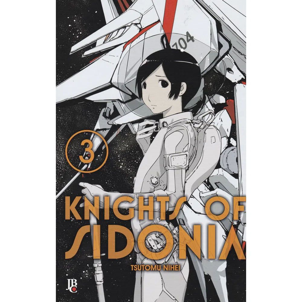 Knights of Sidonia - Volume 03 - Usado