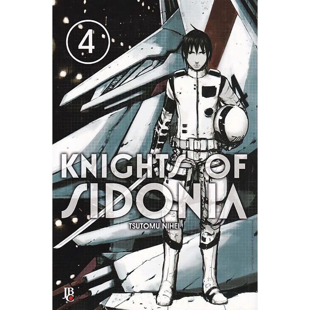 Knights of Sidonia - Volume 04 - Usado