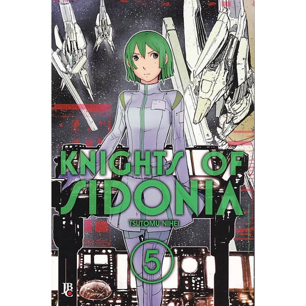 Knights of Sidonia - Volume 05