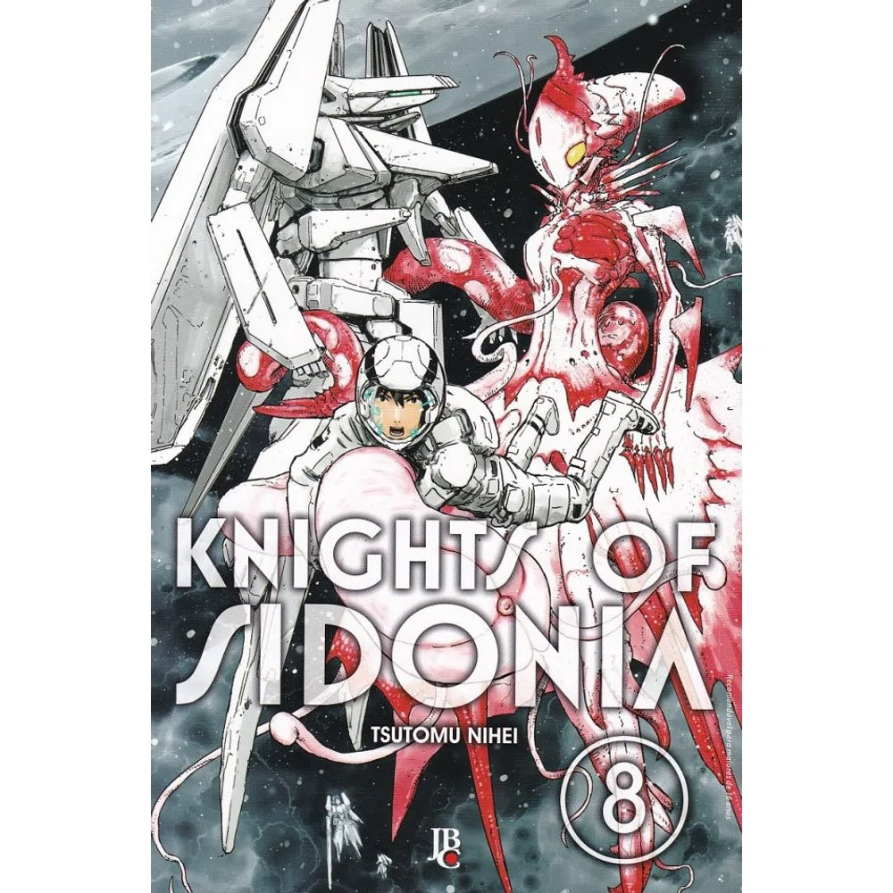 Knights of Sidonia - Volume 08