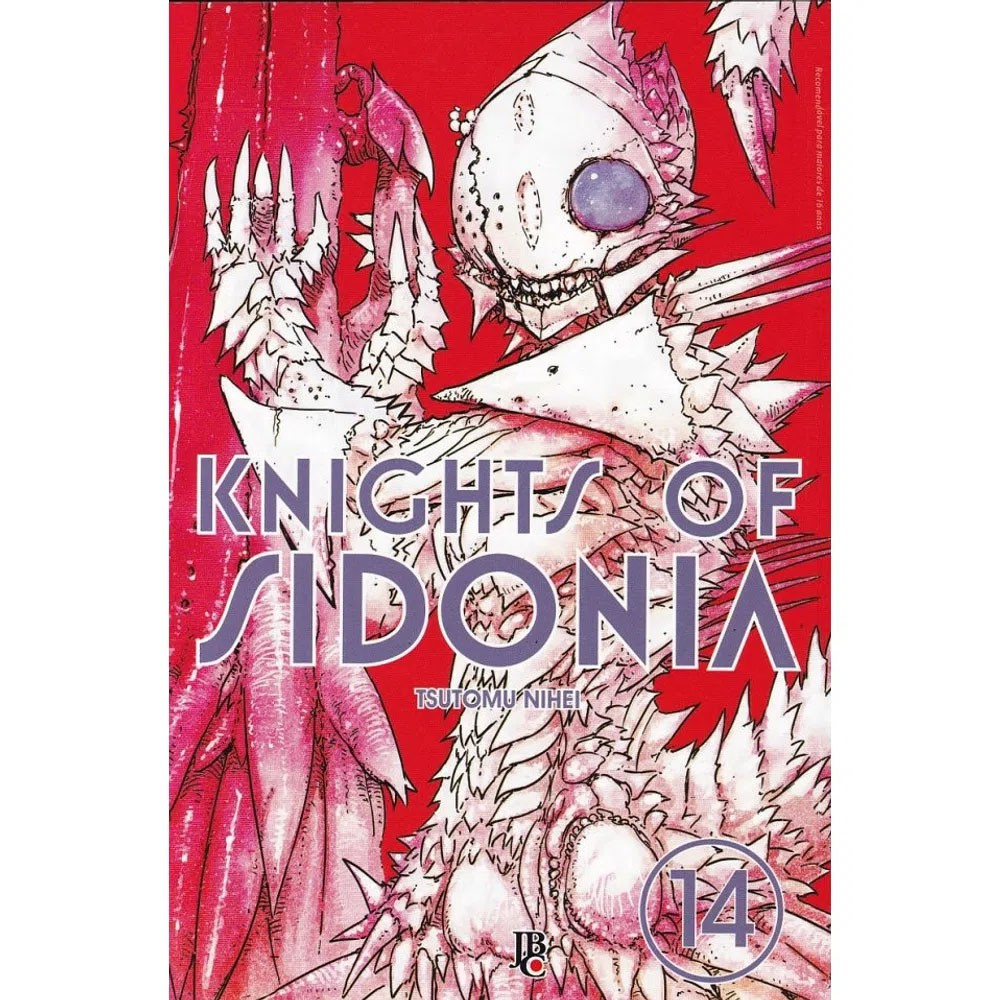 Knights of Sidonia - Volume 14