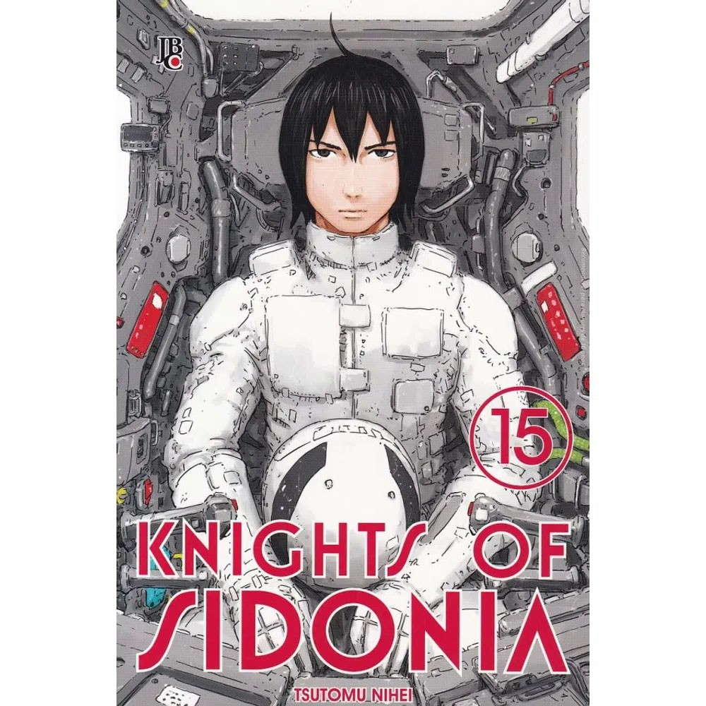 Knights of Sidonia - Volume 15