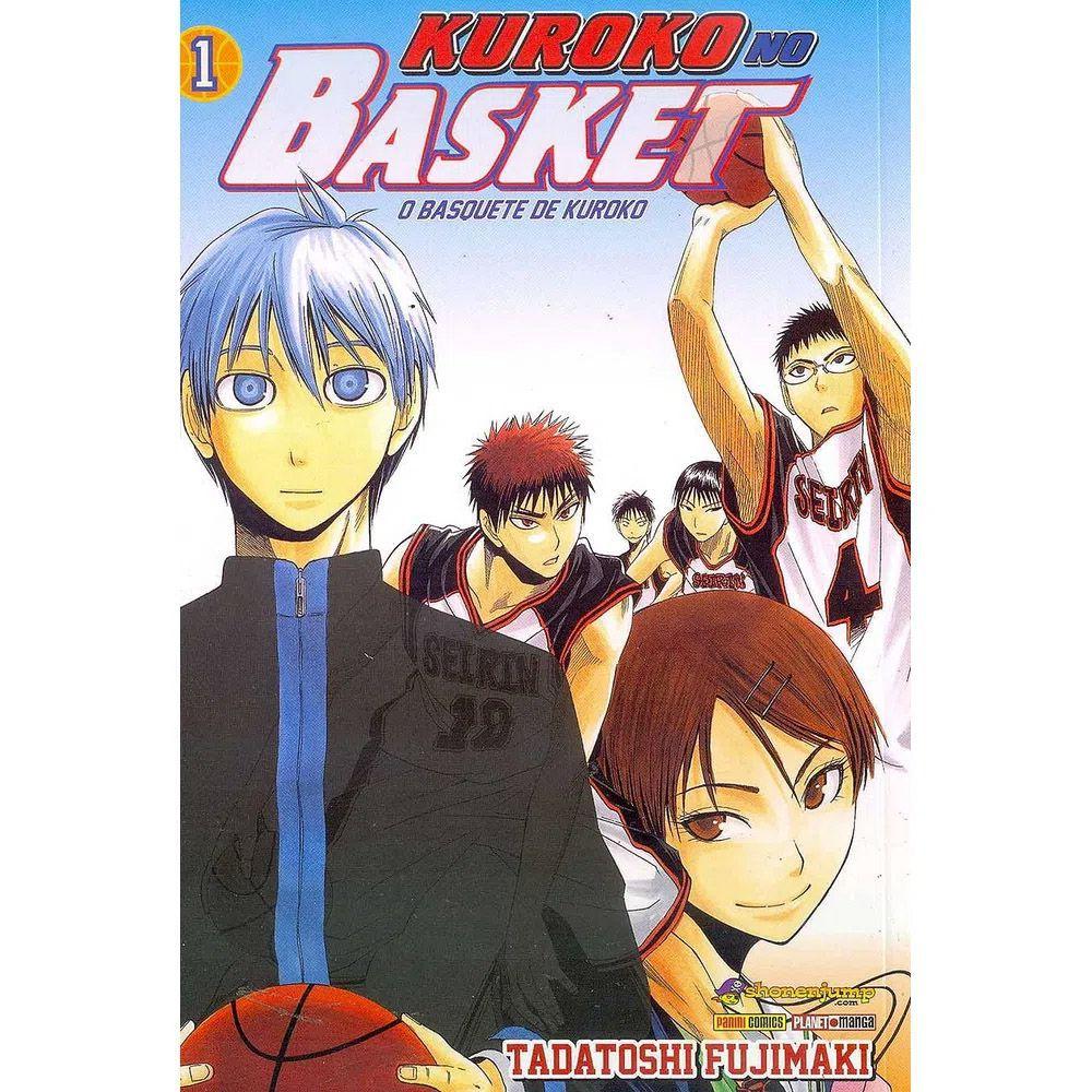 Kuroko no Basket - Volume 01 - Usado