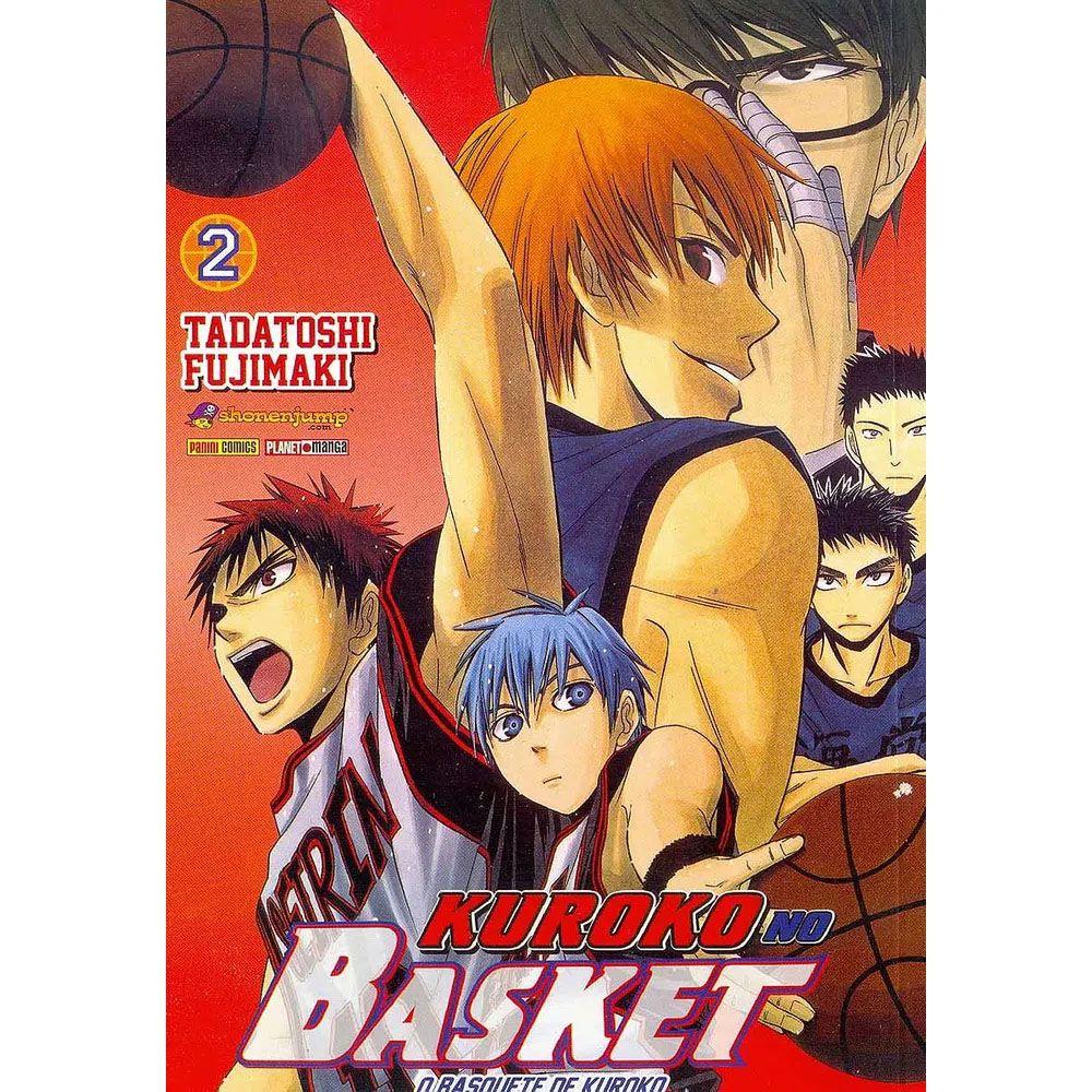 Kuroko no Basket - Volume 02 - Usado