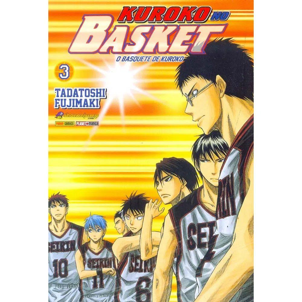 Kuroko no Basket - Volume 03 - Usado