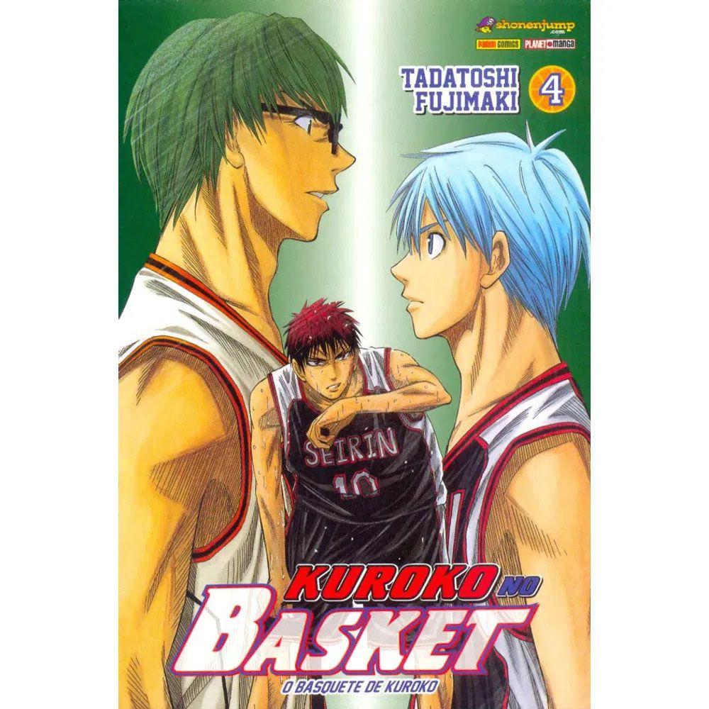 Kuroko no Basket - Volume 04 - Usado
