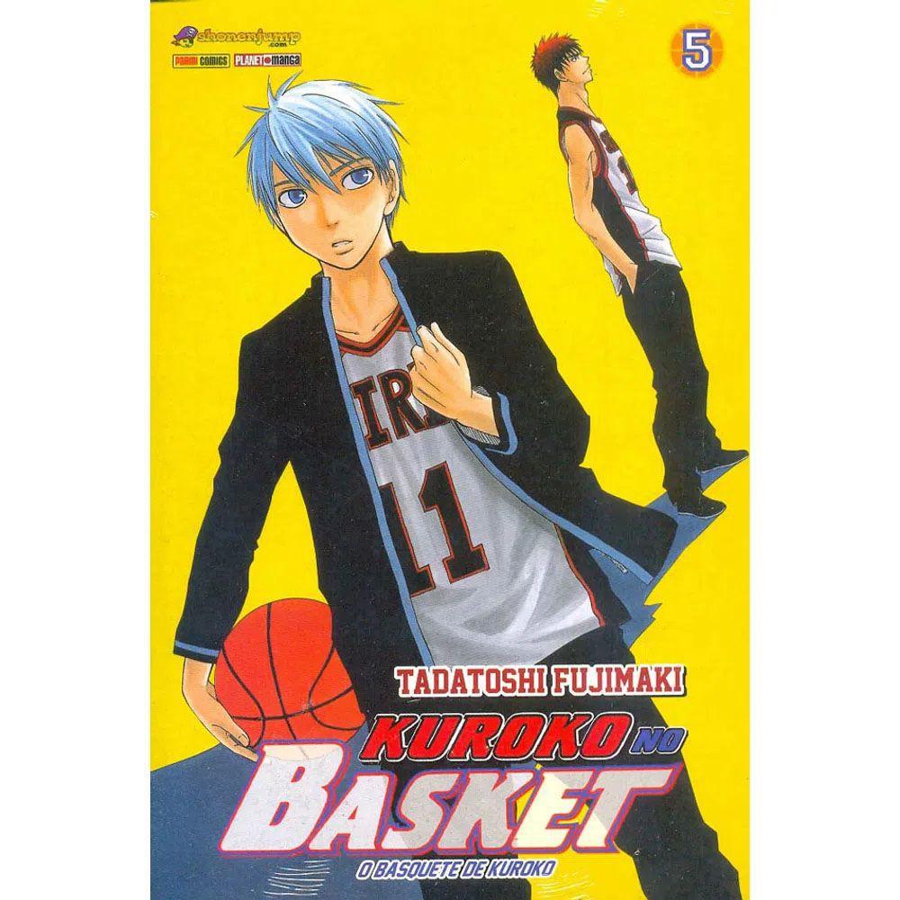 Kuroko no Basket - Volume 05 - Usado