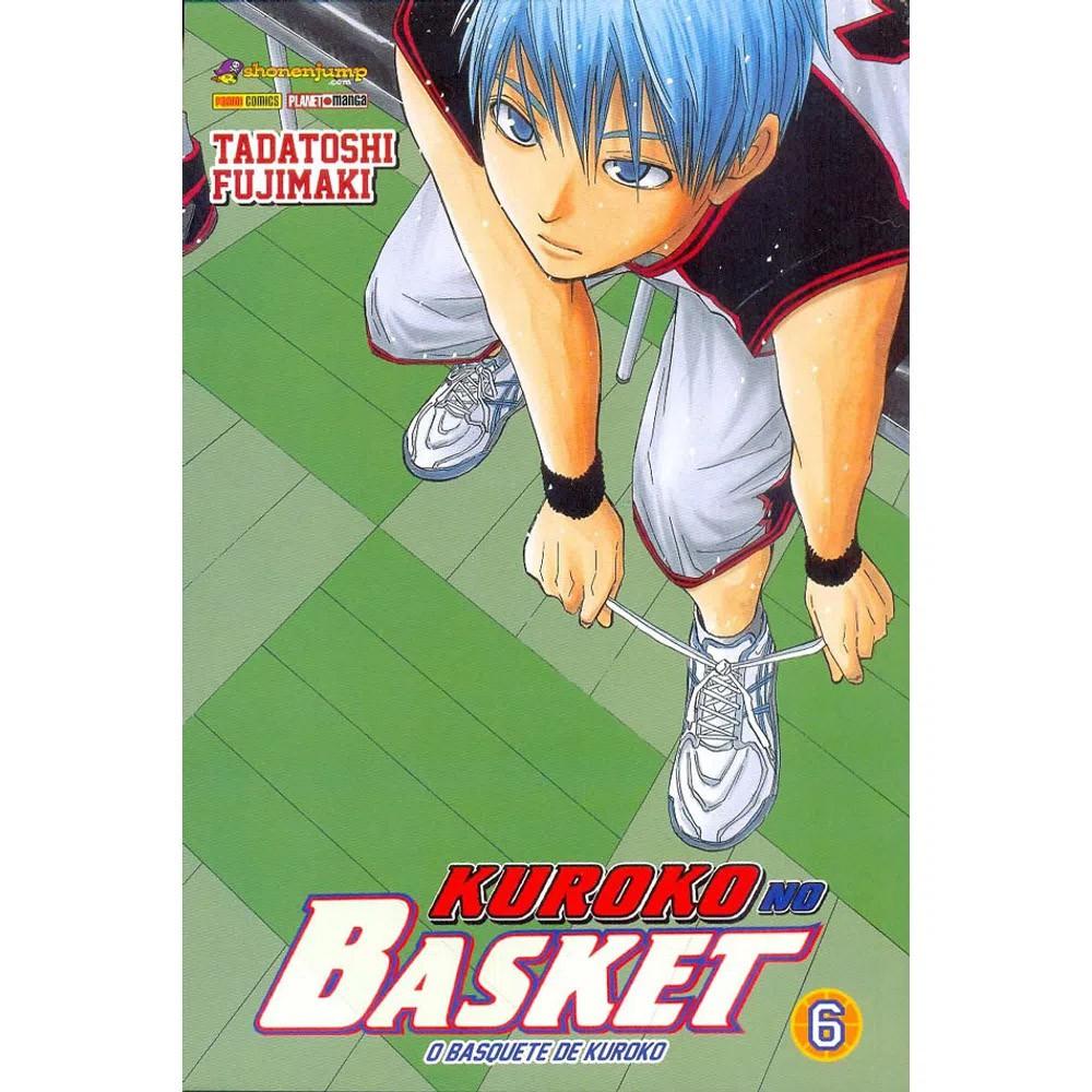 Kuroko no Basket - Volume 06 - Usado