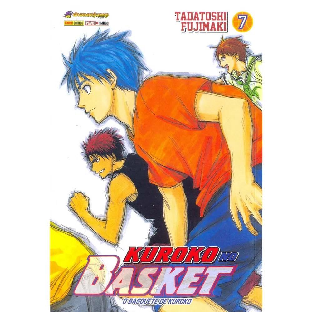 Kuroko no Basket - Volume 07 - Usado