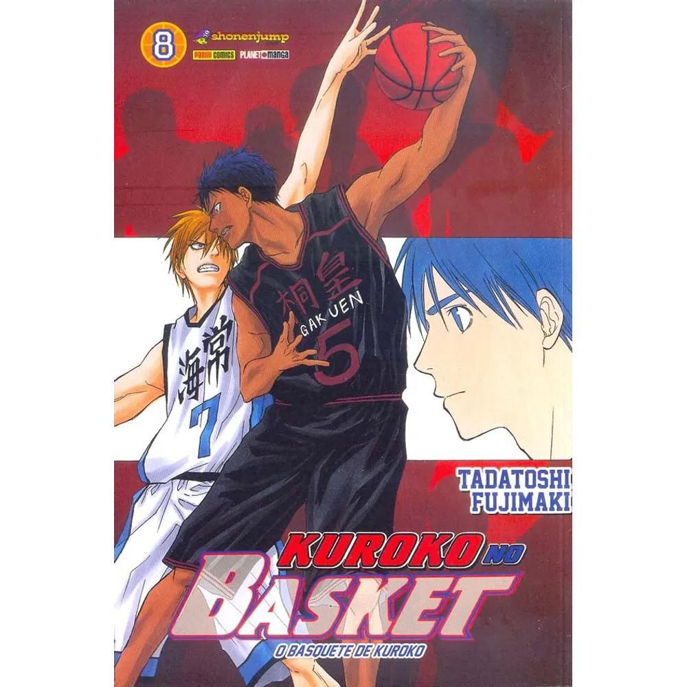 Kuroko no Basket - Volume 08 - Usado