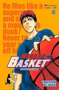 Kuroko no Basket - Volume 09 - Usado
