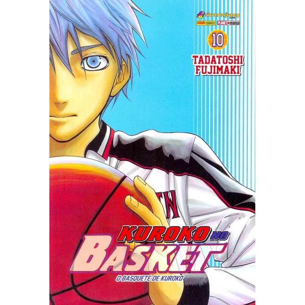 Kuroko no Basket - Volume 10 - Usado