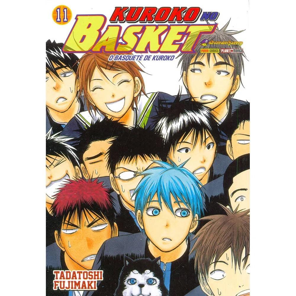 Kuroko no Basket - Volume 11 - Usado