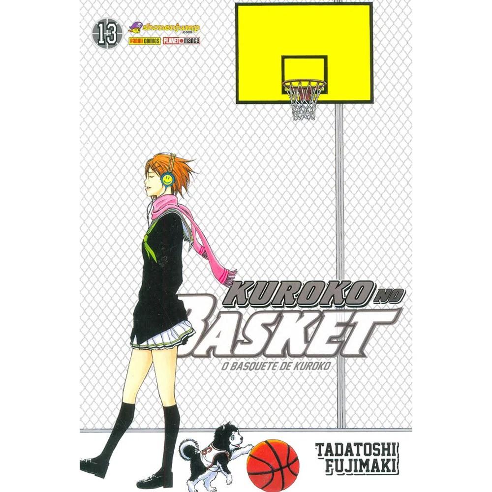 Kuroko no Basket - Volume 13 - Usado