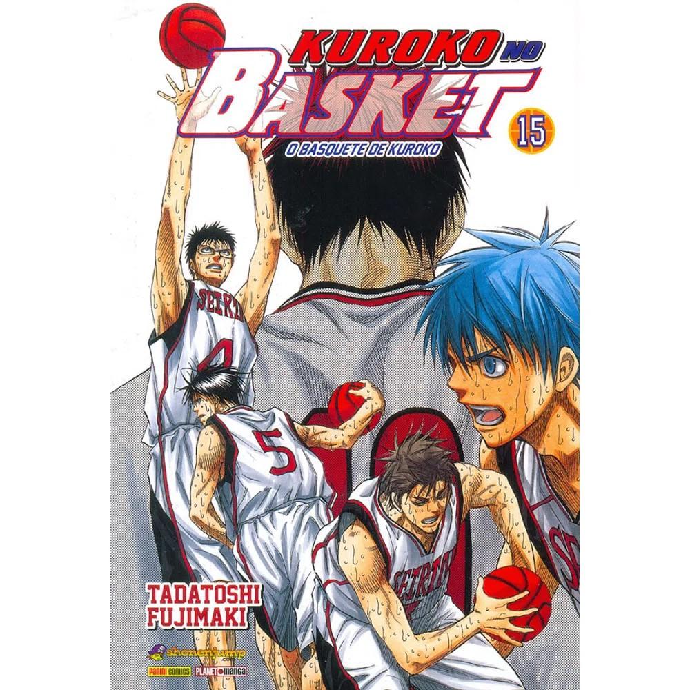 Kuroko no Basket - Volume 15 - Usado
