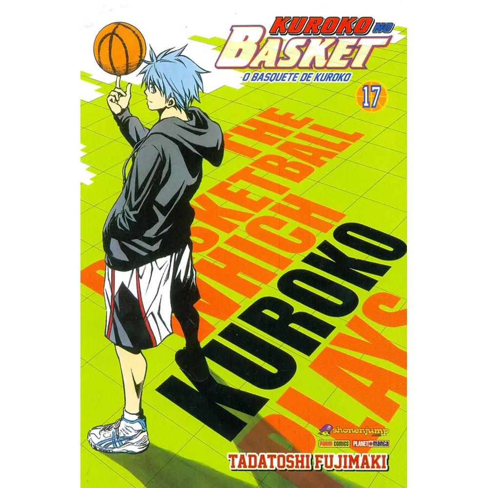 Kuroko no Basket - Volume 17 - Usado