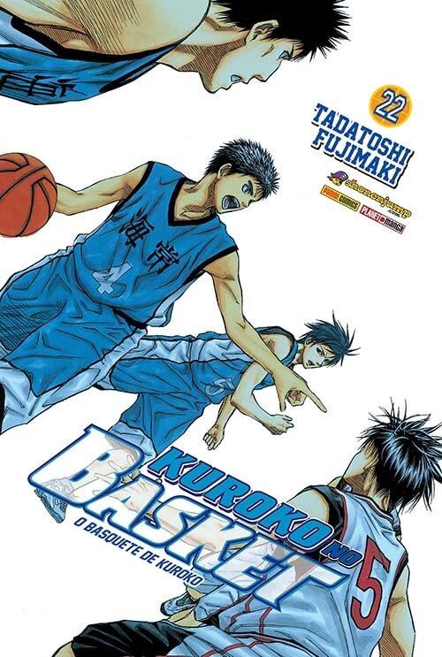 Kuroko no Basket - Volume 22