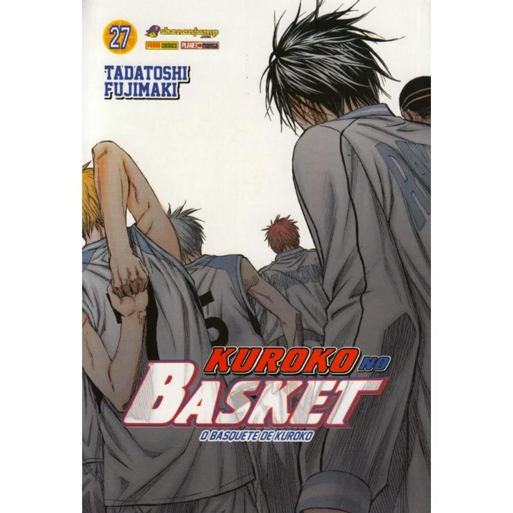 Kuroko no Basket - Volume 27