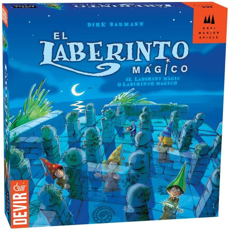 Labirinto Mágico