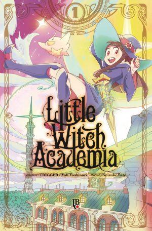 Little Witch Academia - Volume 01 - Usado