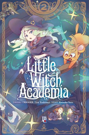 Little Witch Academia - Volume 02