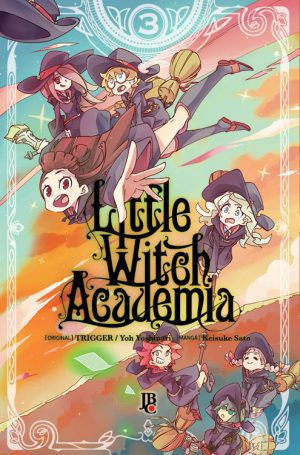 Little Witch Academia - Volume 03